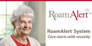 RoamAlert Tagline